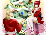 C:KazuAka Xmas Time by Jusace