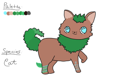 Cat For Contest by ForestLoverGreen