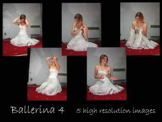 Ballerina stock pack 4 by Mithgariel-stock
