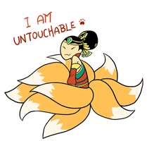 Smite - Untouchable (Chibi) by Zennore
