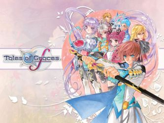 Tales of Graces f Wallpaper by SunsetSchemer