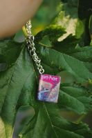 Harry Potter Charm- Necklace by AnimaTigris