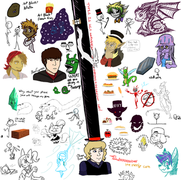 5-5-2018 by AUGdrawpile
