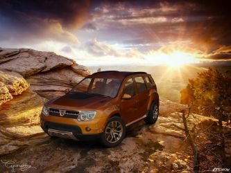 Dacia Duster Tuning 2 by cipriany