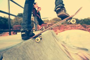 Vintage SK8 moment by fabio88ct
