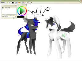 Wip by DespairGriffin