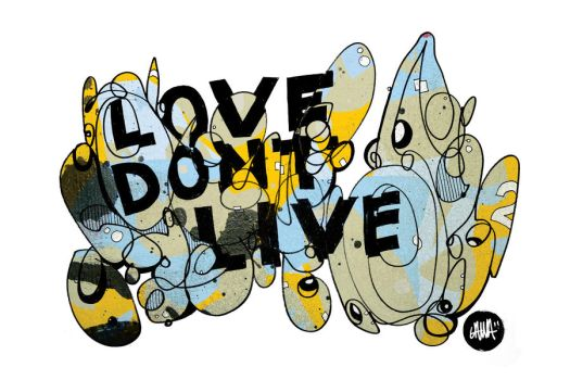 Love Dont Live by Jawa-Tron