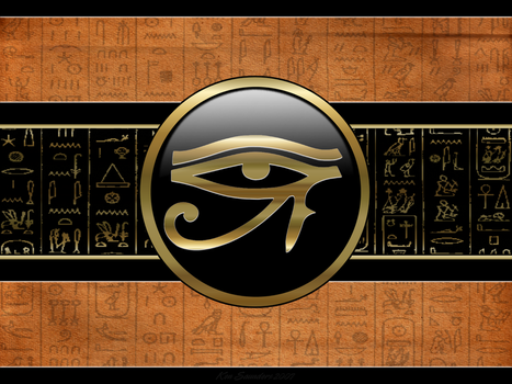 Original Eye of Ra by KenSaunders