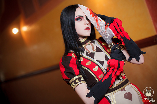 Alice Madness Returns COSPLAY FAP: 2016 [4] by AliceYuric