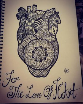 for the love of He'ART  by norler
