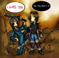 I Hate You.... naaaah :3 v2 by MoSk4