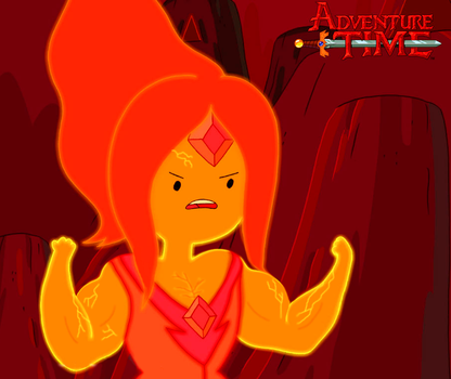 Flame Princess on Steroids by MyNameIsNotRelevant