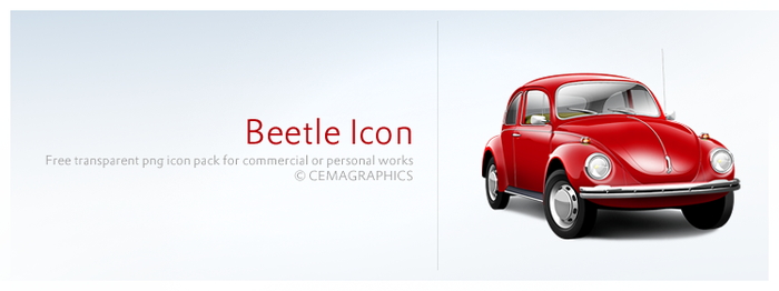 Beetle Icon by cemagraphics