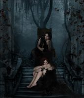 Hades and Persephone by Filmchild