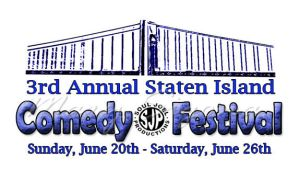 Staten Island Comedy Festival by pythonorbit