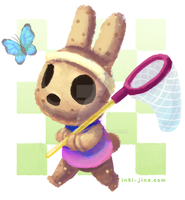 ACNL Villagers: Coco by inki-drop