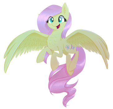 Fluttershy by AngiePeggy2114