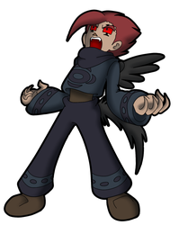 TOME: Demon Alpha by Kirbopher15