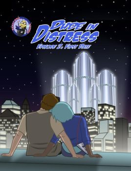 Dude in Distress Episode 2 Cover by EssayBee