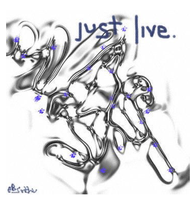 Just Live by Eppi-Sukhu