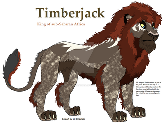Timberjack by MovieLover8Jurassic4