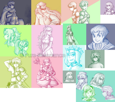 30 Day FE Challenge [part 1] by Pure-Resonance