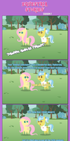 ES' S7: FOLLOW UP - ''Fluttershy Leans In'' by EStories