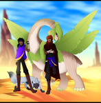 Desert Challengers by Tigryph
