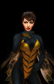 Wasp by ayhotte