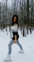 Snowland Heaven (3) by SerenityStyles