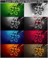 Floral Wallpaper Pack by razzann