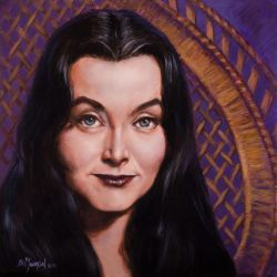 Morticia by BrittMartin