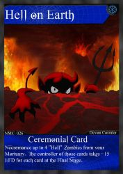 NMC - 026 - Hell on Earth by PlayboyVampire