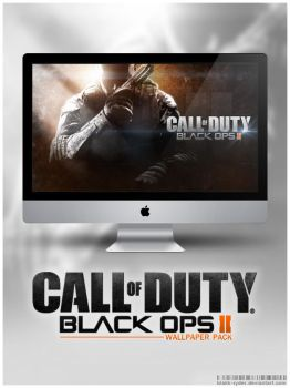 Call of Duty - Black Ops 2 (Wallpaper Pack) by bob-eisenkolb