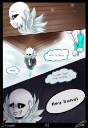[ENG] Ch.4 p.13 - PAGE 100!!! by Jeyawue