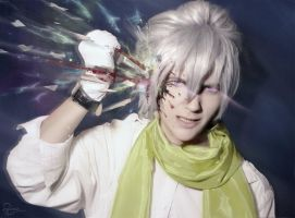 Dramatical Murder - Clear - Self-destruction by Krisild