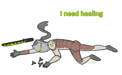 Healing required by N-o-x-y