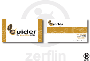 Guider Business Cards by dragonorion