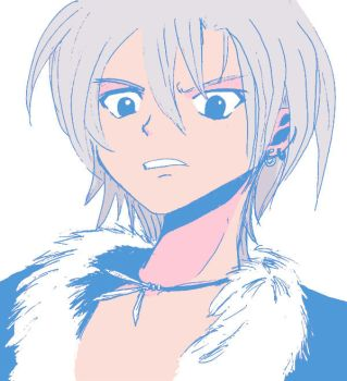 The Rave Master by saaio