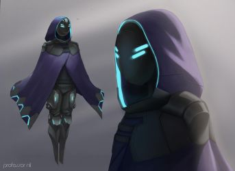 CCH Professor Nil - concept art by karlsia