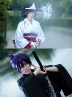 Noragami: Come, Hiki by behindinfinity
