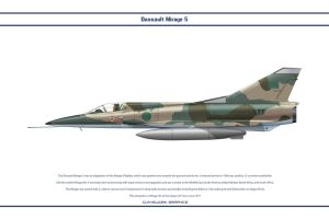 Mirage 5 Libya 2 by WS-Clave