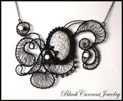 Night Cloud II by blackcurrantjewelry