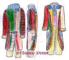 Doctor Whoish Coat For Deaths-Head1