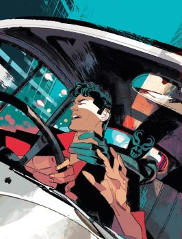 DYLAN DOG 376 Cover by GigiCave
