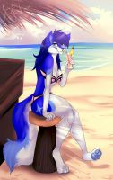 .:Commission shadowblade945:. by Fur-What-Loo