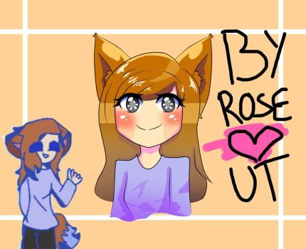 Fanarts for Youtube Draw/Gaming by Roseexe963