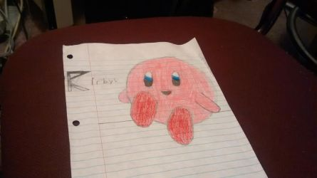 Kirby. Duh. by snowbowlkirby