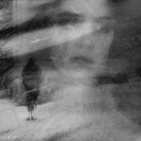 Leaving my shadow still to be with you by mehrmeer