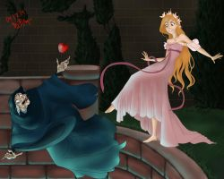 Enchanted, Giselle, Disney by SerisaBibi